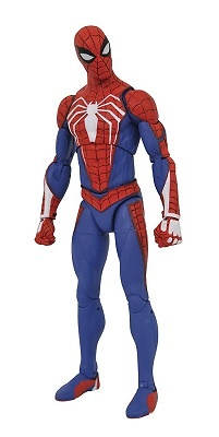 Marvel Select Figura Spider-Man Video Game PS4 18 cm