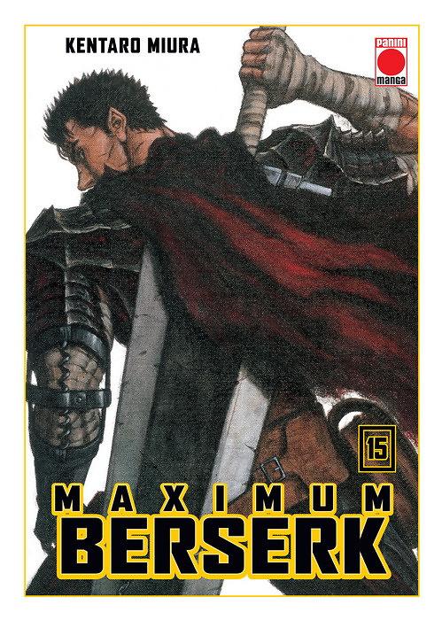 Maximum Berserk 15