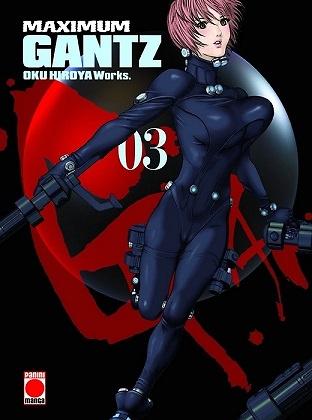 Maximum Gantz 3