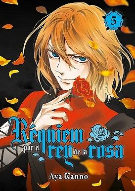 Réquiem por el rey de la rosa, vol. 5