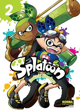 SPLATOON nº 2