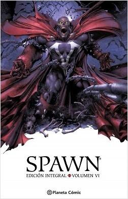 Spawn (Integral) nº 06 (Nueva edición)