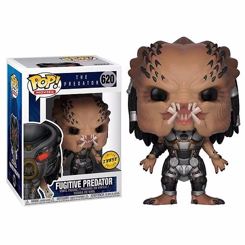 The Predator POP! Movies Vinyl Figutive Predator 9 cm CHASE