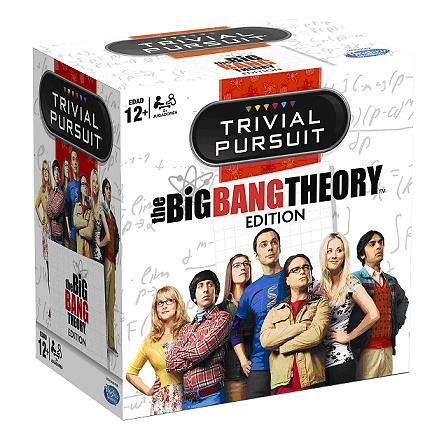 Trivial Bite The Big Bang Theory