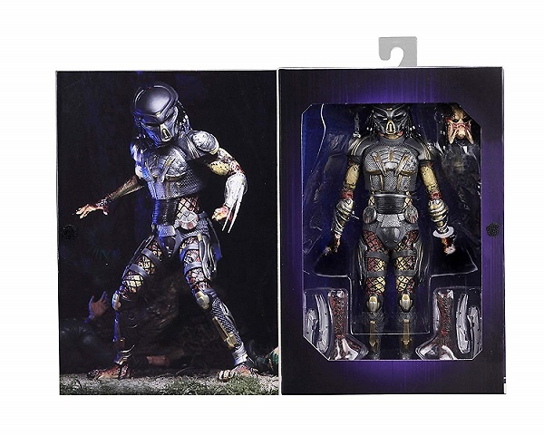 ULTIMATE PREDATOR 2018 FIGURA 18 CM SCALE ACTION FIGURE PREDATOR
