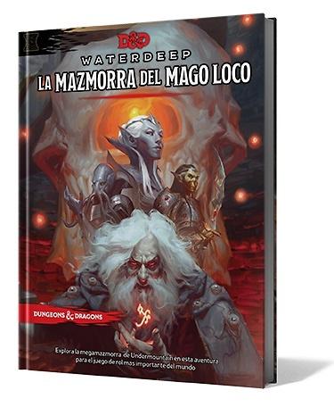 Waterdeep: La Mazmorra del Mago Loco Dungeons & Dragons