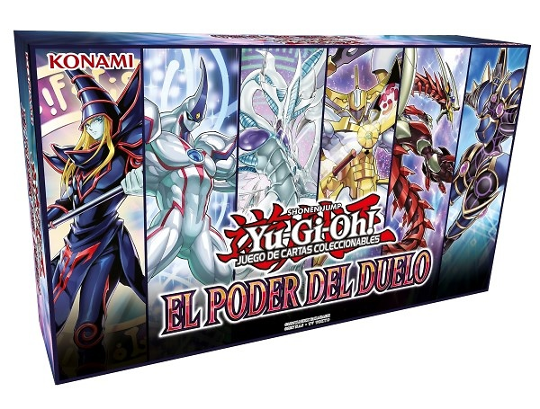 Yu-Gi-Oh! El Poder del Duelo