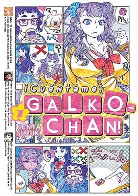 ¡CUENTAME, GALKO-CHAN!