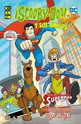 ¡Scooby-Doo! y sus amigos vol. 03: Verdad, justicia y Scooby-Galletas
