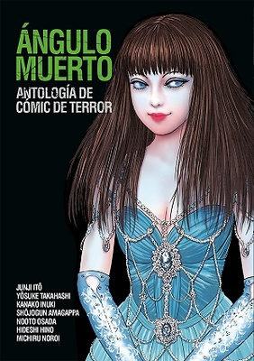 Ángulo muerto: Antología de cómic de terror