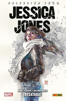 100% Marvel HC. Jessica Jones 1