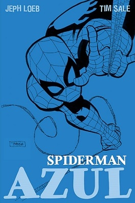 100% Marvel HC. Spiderman: Azul