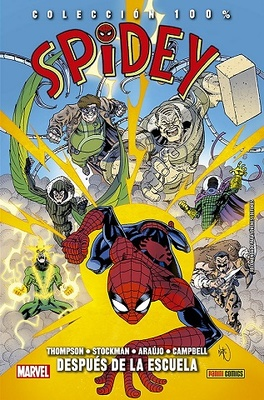 100% Marvel HC. Spidey 2