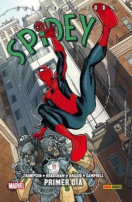 100% Marvel HC. Spidey nº 1