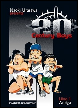 20 th CENTURY BOYS 1 (Nueva edicion 2016)