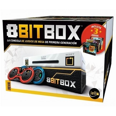 8 Bit Box (en castellano)
