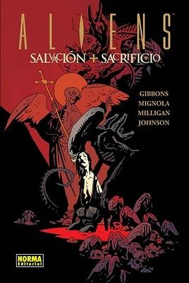 ALIENS SALVACIÓN + SACRIFICIO