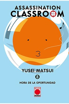 ASSASSINATION CLASSROOM nº 8