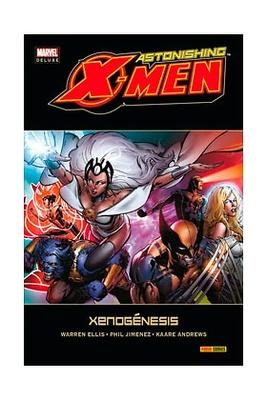 ASTONISHING X-MEN nº 6 XENOGENESIS (MARVEL DELUXE)
