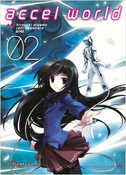 Accel World nº 02/08 (manga)