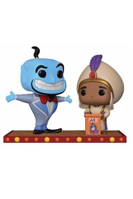Aladdin POP! Movie Moment Vinyl Figura Aladdin's First Wish