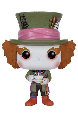 Alicia en el País de las Maravillas 2010 POP! Disney Vinyl Figura El Sombrerero