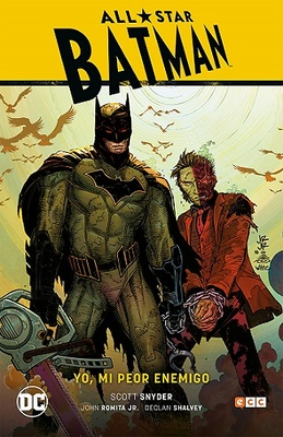 All-Star Batman vol. 01: Yo, mi peor enemigo