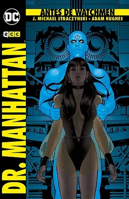 Antes de Watchmen Dr. Manhattan