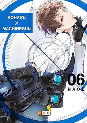 Aoharu x Machinegun núm. 06