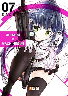 Aoharu x Machinegun núm. 07