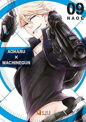 Aoharu x Machinegun núm. 09