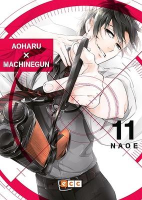 Aoharu x Machinegun núm. 11