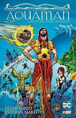 Aquaman Las crónicas de Atlantis