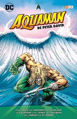 Aquaman de Peter David vol. 01 (de 3)
