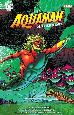Aquaman de Peter David vol. 02 (de 3)