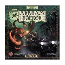 Arkham Horror Juego de tablero Tercera edición