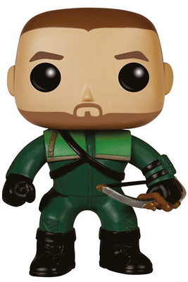 Arrow Figura POP! Television Vinyl Oliver Queen 9 cm