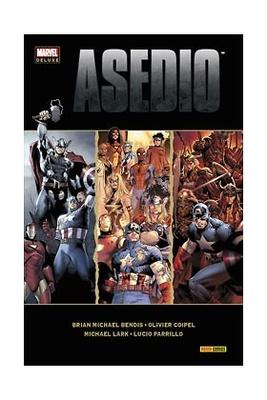 Asedio Marvel Deluxe
