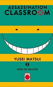 Assassination Classroom nº 2