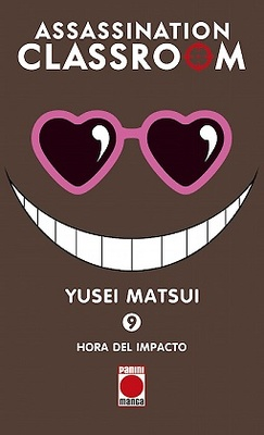 Assassination Classroom nº 9