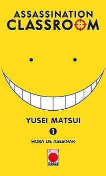 Assassination classroom  nº 1