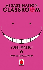 Assassination classroom nº 3