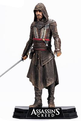 Assassin's Creed Figura Color Tops Aguilar 18 cm