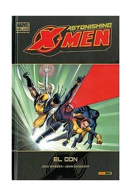 Astonishing X-Men nº 1: El don