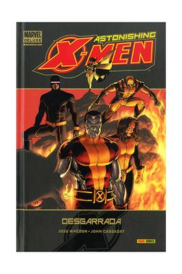 Astonishing X-Men nº 3:  Desgarrada