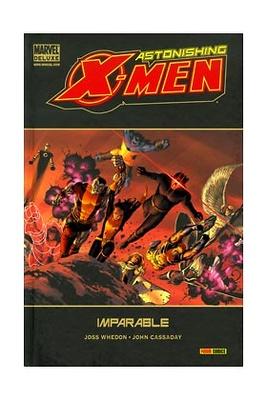 Astonishing X-Men nº 4: Imparable