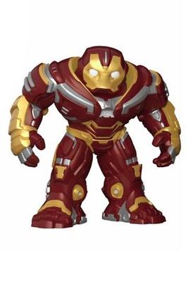 Avengers Infinity War Figura Oversized POP! Movies Vinyl Hulkbuster 15 cm