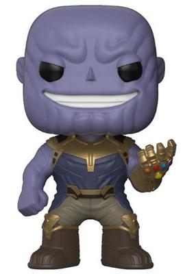 Avengers Infinity War Figura POP! Movies Vinyl Thanos 9 cm