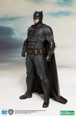 BATMAN ESTATUA 19.5 CM JUSTICE LEAGUE MOVIE ART FX+