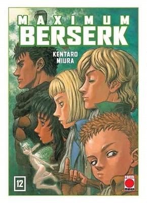 BERSERK MAXIMUM 12